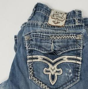"Rock Revival ""Isaac slim boot"" jeans"